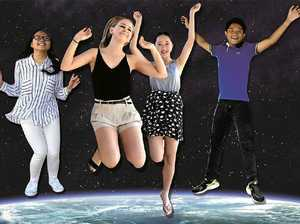 Teenagers take university leap of faith
