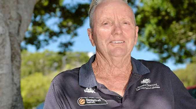 NEW JOB: Mackay Sporting Wheelies and Disabled Association Mackay regional coordinator Peter Sumpter has a new sports role.