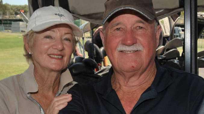 MILESTONE: Doug and Bev Jewry recently celebrated their 50th wedding anniversary.