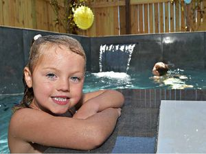 Pool Fab's priceless donation to House The Coast Built