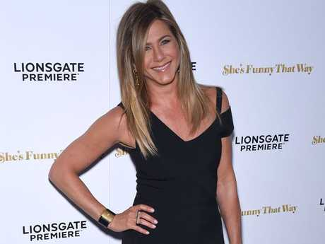 Jennifer Aniston surprisingly came in second due mainly to endorsements.
