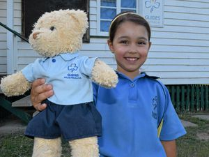 Sienna ready to lead the way with Girl Guides