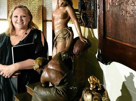 Byron Bay Antiques and Homewares owner Tracey Dick is excited to provide people the opportunity to snap up some amazing items at the Prestige Antique Collectable Retro Fair in Byron Bay.