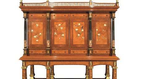 Geoff Hannah, The Hannah Cabinet, 2009.