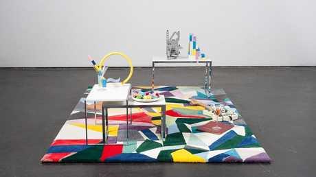 Masato Takasaka and Madeline Kidd, Living Room Arrangement, 2013, Margaret Lawrence Gallery, Melbourne.
