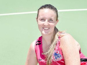 NETBALL: Ellis aiming high to lead Wide Bay to finals