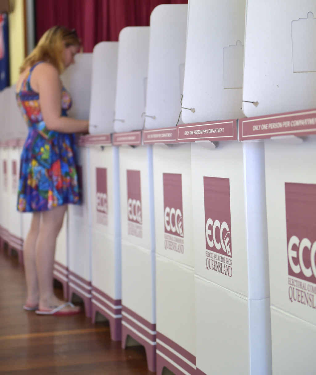 DECISIONS: Voters will go to the polls on March 19 in the local government elections.