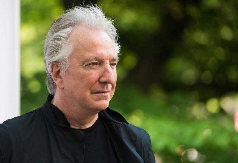 "British actor Alan Rickman, whose career ranged from Britain's Royal Shakespeare Company to the ""Harry Potter"" films, has died. He was 69. Rickman's family said Thursday, Jan. 14, 2016 that the actor had died after a battle with cancer."