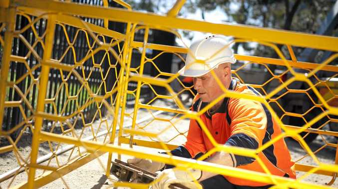 NBN Co is hard at work improving the internet in over 2400 houses in the Charleville area. Photo Contributed