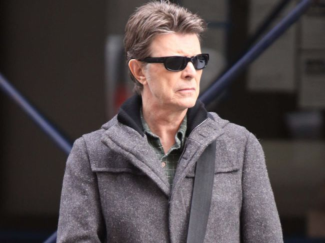 David Bowie's Blackstar debuts at No 1.