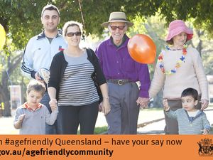 More than $18 million to help Queensland seniors stay active and safe
