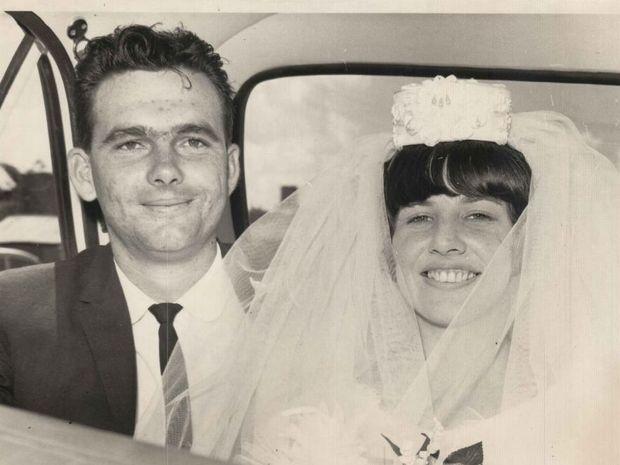 Jim and Joan Hamilton