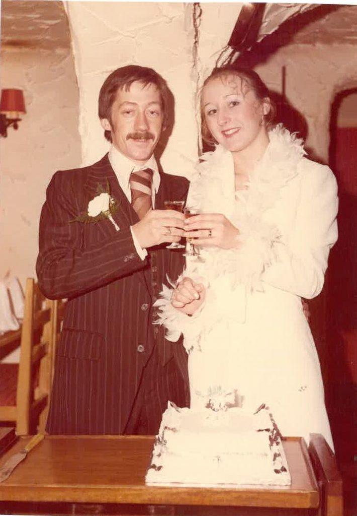 Stephen and Sandra Wilmore