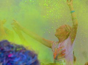 Color Run Dance Party