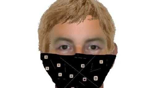 Police from the Coffs/Clarence Local Area Command have released this EFIT image of a man they believe can help with inquiries about a teenage girl being forced into a car on Shephards Lane.