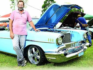 Classic beauties impress with style at show and shine