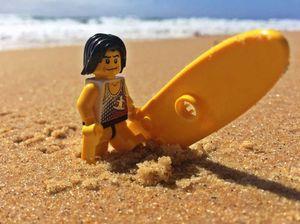 Lego makes Matt, 29, a much-followed man
