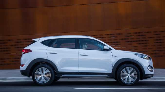 MID-SIZE UPGRADE: New Hyundai Tucson medium SUV replaced the much-loved Hyundai ix35, and ups the style and kit.