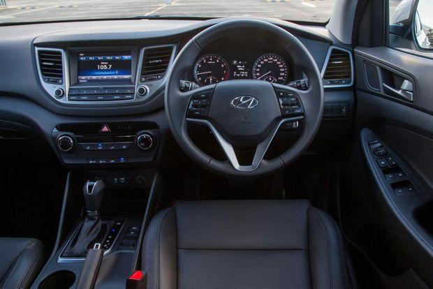 2016 Hyundai Tucson Active X. Photo: Contributed