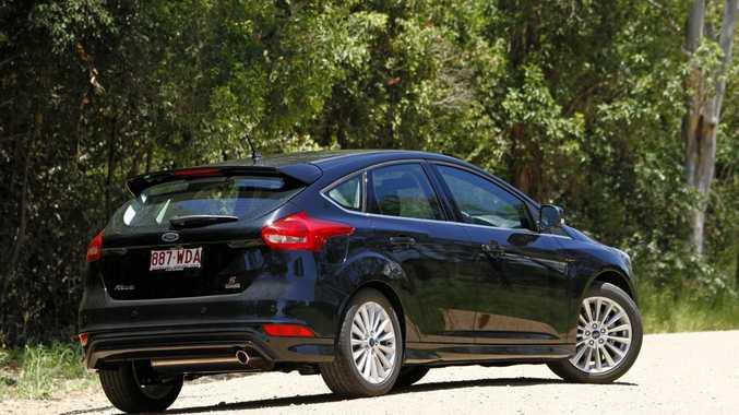 2015 Ford Focus Hatch Sport. Photo: Iain Curry / Sunshine Coast Daily