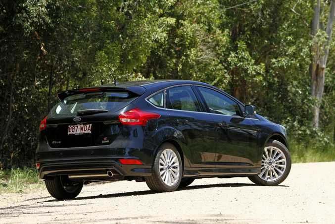 2015 Ford Focus Hatch Sport. Photo: Iain Curry / Sunshine Coast Daily