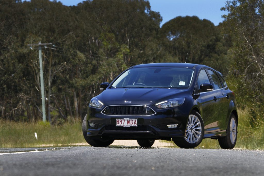 NEW FOCUS: Revised styling, better connectivity and a 1.5-litre turbo four-cylinder across the Focus range have arrived.
