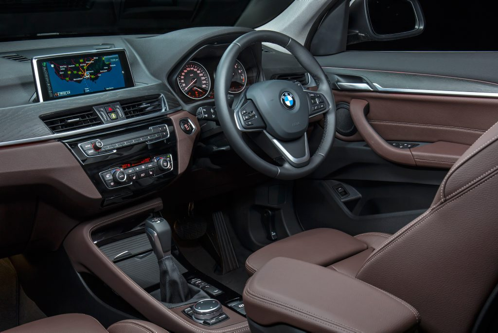 2015 BMW X1 20d. Photo: Contributed