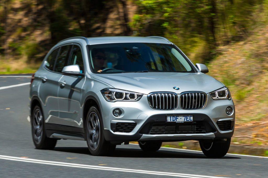 2015 BMW X1 20d