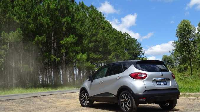 2015 Renault Captur. Photo: Iain Curry / Sunshine Coast Daily