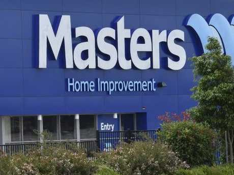 NEW FUTURE: Masters is set to be transformed into a retail superstore.