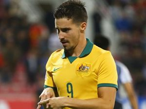 Olyroos back on track thanks to Roar youngsters