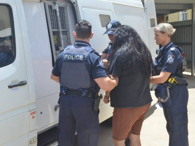 cunnamulla personals 5 people front city court on 'riot' charges  he did not apply for bail and asked that his matter be transferred to cunnamulla magistrates court on  personals in.