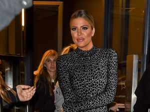 Khloe Kardashian 'didn't shower for a week'