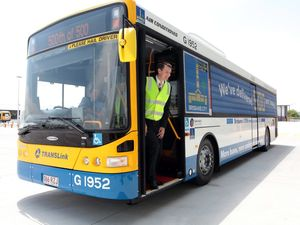 Buses to start using Legacy Way