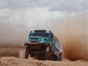 Iveco's epic Dakar win
