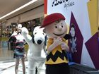 Charlie Brown and Snoopy are part of school holiday activities at Grand Central.