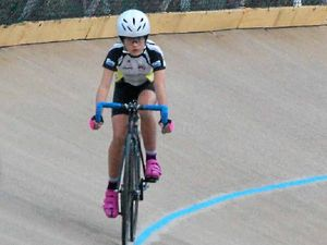 Mackay cyclist, 11,  wins silver and bronze at titles