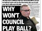 Council coughs up cash for lights at Gary Larson Oval