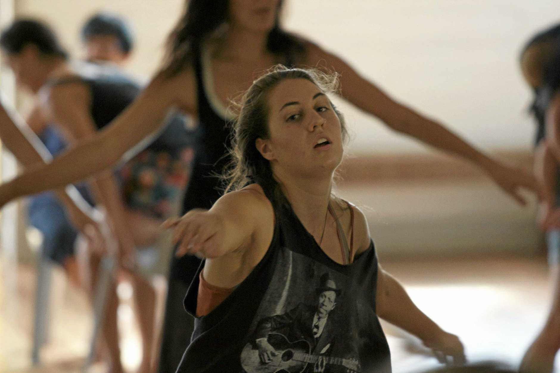 MOVES: Dancer Tess Eckert is part of The Main Event by The Corner Dance Lab in Federal.