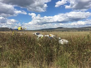 Stanthorpe man, 82, dies after Greenmount crash