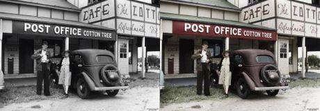 Cotton Tree Post Office - Sunshine Coast - 1930's