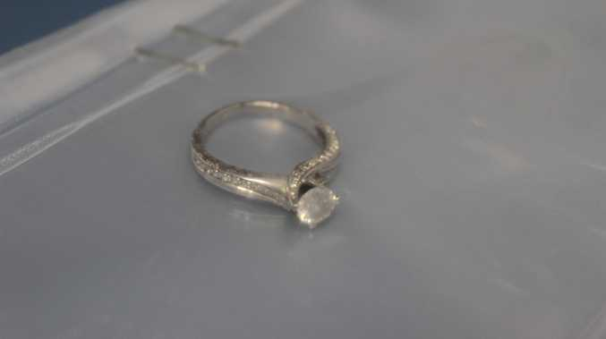 Police want to return this ring to its rightful owner.