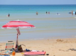 Heatwave to continue in CQ until Australia Day