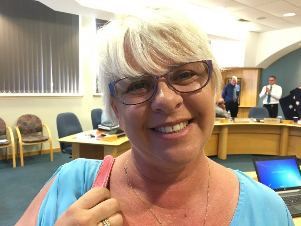 COUNCIL HOPEFUL: Lynette Dahl is running for council in the 2016 Local Government elections.