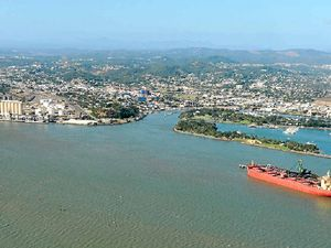 Gladstone port ranked third worst for oil spills in state