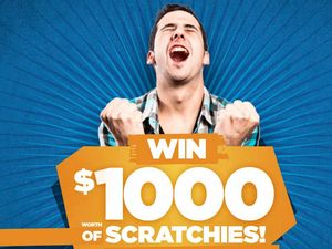 This prize is just the ticket to win cash