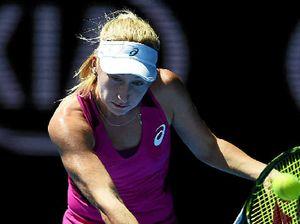 'Aussie Daria' fancies chances over Kvitova