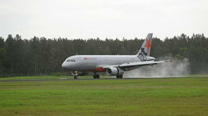 Jetstar at Ballina Airport