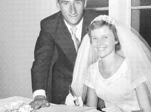 Wedded bliss 60 years on