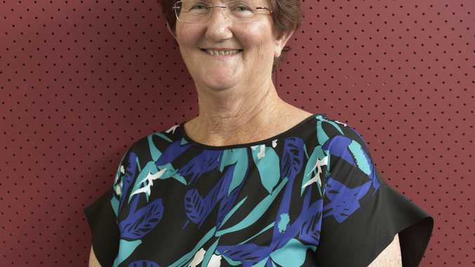 Linda Rowan retiring administrator of the Beenleigh & District Senior Citizens Centre